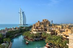 Madinat Jumeirah | Get Startled With 10 Not To Miss Out Sites In Dubai