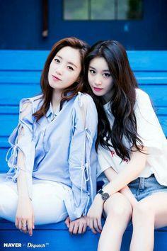 Eunjung & Jiyeon