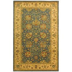 Safavieh Antiquities AT21E Blue Area Rug   http://www.arearugstyles.com/safavieh-antiquities-at21e-blue-area-rug.html