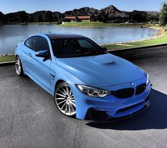 See this is the color I want <3  YAS MARINA BLUE M4 #GOALS