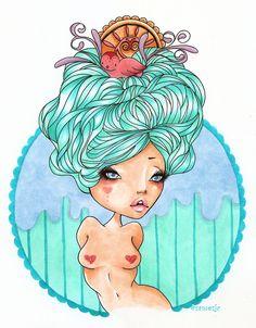 Nest Hair - Sabrina Eras