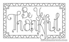 Thanksgiving Embroidery Design via Mary Corbet Crewel Embroidery Kits, Embroidery Patterns Free, Hand Embroidery Designs, Vintage Embroidery, Ribbon Embroidery, Cross Stitch Embroidery, Shirt Embroidery, Modern Embroidery, Card Patterns