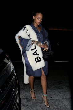 "golden-lolita: "" smokingsomethingwithrihanna: "" ""Out And About In LA (Jun. 11) "" "" X """