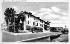 old city gates st augustine fl | Credit this photo: State Archives of Florida, Florida Memory , http ...