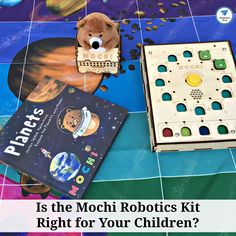There are a number of wonderful robotic kits on the market. Let's look at the Mochi Robotic Kit and see if it is right for your children. Fire Truck Activities, Steam Activities, Activities For Kids, Crafts For Kids, Fraction Games For Kids, Fire Truck Craft, King Craft, Truck Crafts, Lego Design