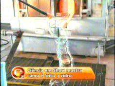 Como e feito o vidro