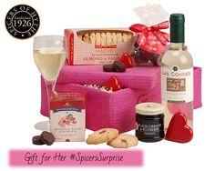 Gifts for Her Hamper #SpicersSurprise