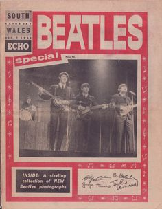 The South Wales Echo, Saturday, December 7, 1963 — Beatles Special