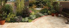 Secret garden design idea