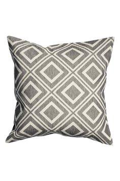 Żakardowa poszewka na poduszkę | H&M
