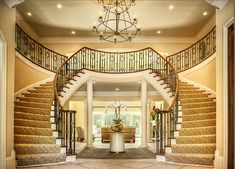 Best 125 Best Curved Staircase Images Curved Staircase Stairs Design 400 x 300