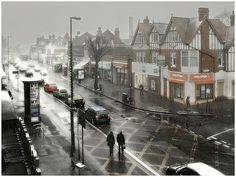 Pretty Photo of Kings Heath Birmingham uk