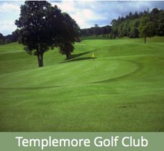 A 9 hole golf course opened in 1970 just outside Templemore. 9 Hole Golf Course, Golf Clubs, Golf Courses, The Outsiders