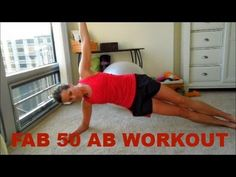 Awesome abs workout video... real time!