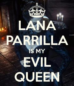 Regina #OUAT #EvilRegal