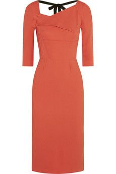 Roland Mouret Stretch-jersey dress | THE OUTNET
