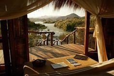 TOP 5 des hotels Namibie - Serra Cafema 3