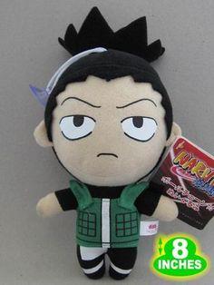 Naruto Nara Shikamaru Plush Doll NAPL9961