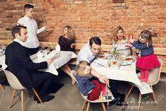 Chaos-Familienshooting - The Italian Job - Mit Kinder ins Restaurant!