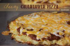 Cheesy Cauliflower Pizza (SCD) - Specific Health