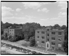 - Parkside Homes & Addition, PWA Apartment Buildings, Bounded by Connor, East Warren, & Gray Avenues & Frankfort Road, Detroit, MI