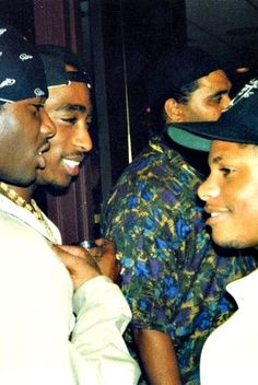 CLASSIC HIP HOP Treach of Naughty by Nature, Tupac Shakur, and Easy E