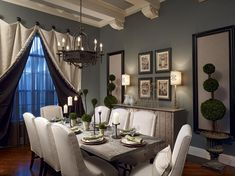 Dining Room by BMG