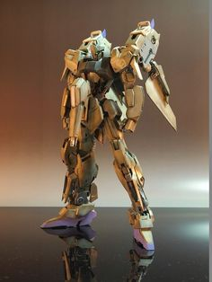 Custom Build: MG 1/100 Hyaku Shiki - Gundam Kits Collection News and Reviews