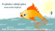 Audio-bajki O rybaku i złotej rybce, bajka mp3