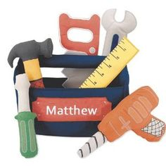Personalized Tool Box for Toddlers (Toy)  http://howtogetfaster.co.uk/jenks.php?p=B007C6YZNI  B007C6YZNI