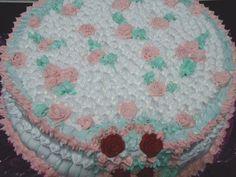 Glacê para bolo