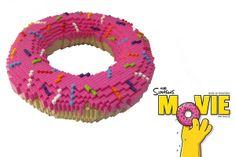 The Simpsons Movie - LEGO Donut