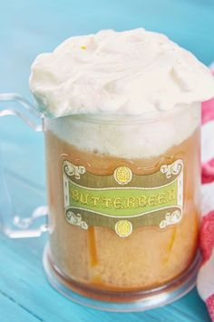 Homemade Butterbeer Tastes Even More Magical Than You Imagine  - Delish.com