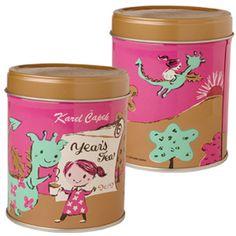 Karel Capek Year's tea【イヤーズティー2012】プラムフレーバーに桂花、紅花で寿ぎの紅茶 | カレルチャペック紅茶店 商品詳細ページ