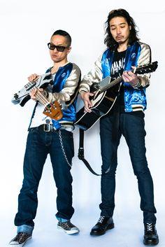 MANNISH BOYS(斉藤和義×中村達也) 「MANNISH BOYS『曲がれない』ダイニング」6/13~6/21期間限定開催決定!! -MUSIC LOUNGE ニュース-