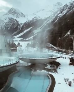 Aqua Dome Hotel, Längenfeld 🇦🇹 Places to travel 2019 - Places Around The World, The Places Youll Go, Travel Around The World, Cool Places To Visit, Places To Go, Around The Worlds, Vacation Places, Dream Vacations, Vacation Spots