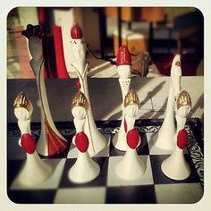 Una partita a scacchi?