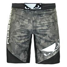 @FreeFormFighters Bad Boy Legacy II Shorts Camo Gray