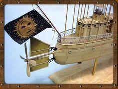 Jules Verne sous Flight Simulator : Robur le Conquérant par Michel Lagneau