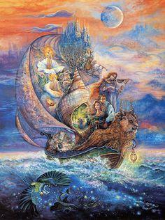 Voyage to Murrlis Sea