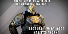 Cayde-6, but now I'm Eris