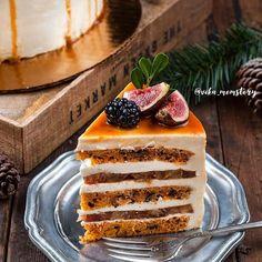 Recipes dessert easy breakfast 45 ideas for 2019 Easy Cake Recipes, Easy Desserts, Sweet Recipes, Baking Recipes, Dessert Recipes, Cake Recept, Berry Cake, Sweet Pastries, Breakfast Dessert