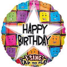 Happy Birthday Faces, Artikel-Nr. 1264501
