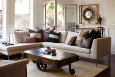 Noe Valley Residence - eclectic - Living Room - San Francisco - GEREMIA DESIGN