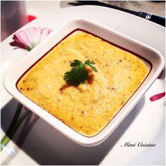 Velouté crémeux de carottes et de lentilles corail Recette Companion - Mimi Cuisine
