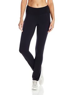 Free Country Womens B Ready Pant Black Large -- See this great product.