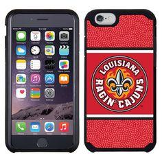 Louisiana Lafayette Ragin Cajuns iPhone 6 Football Phone Cover Durable NEW!!