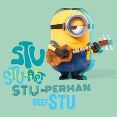 Beef Stu | Minions Movie | Digital HD Nov 24th | Blu-ray Dec 8th