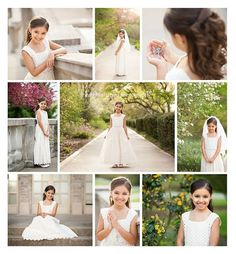 first communion pictures