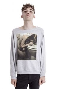 COCAINE GIRL Sweatshirt by HEROIN KIDS CLOTHING